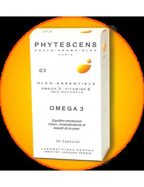 Oméga 3 Phytescens...
