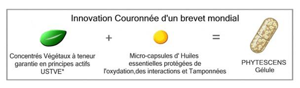 Phytescens Gélules extraits végétaux et huiles essentielles