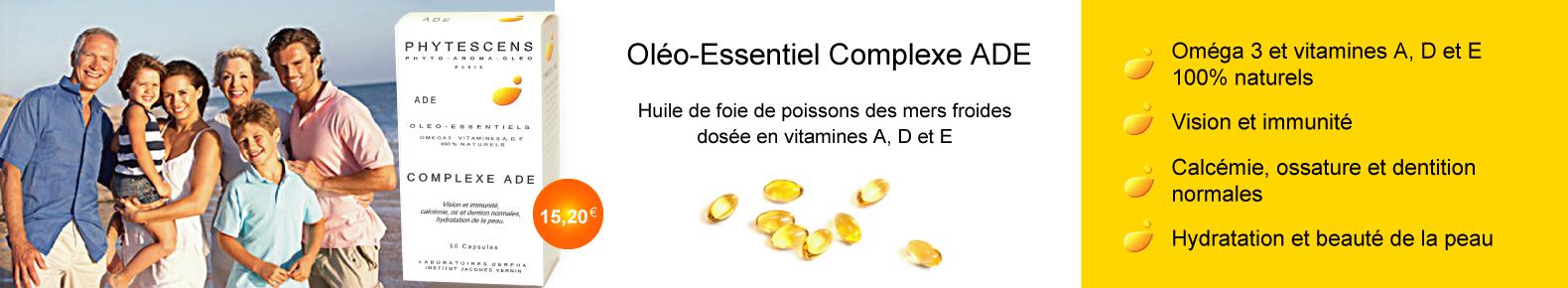 Huile de foie de morue garantie en vitamines a d et e